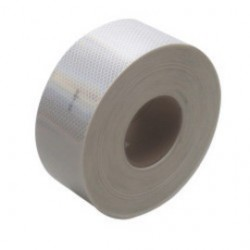 3M - 75030122875 - 3M 3 X 50 yd White Diamond Grade Series 983-10 Conspicuity Marking Tape, ( Roll )