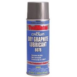 Aervoe - 8078 - Dry Graphite Lube, Ea