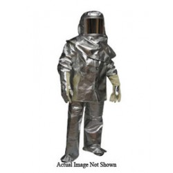 American Oxylance - ALKEVJACL - Oxylance Large 30 19 Ounce Aluminized Kevlar Jacket, ( Each )