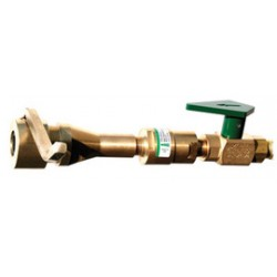 American Oxylance - LP675G - Oxylance .675 LP Lance Holder With Ball Valve, ( Each )