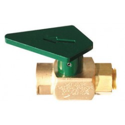 American Oxylance - VAL1.25BALL - Oxylance Apollo 1 1/4 NPT Female Oxygen Cleaned Ball Valve, ( Each )