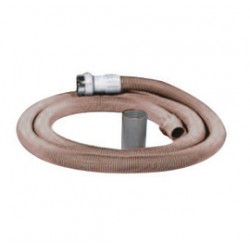 Air Systems - AV-HC-1 - Air Systems International Metal Hose-To-Hose Coupler For Use With HEPA Vacuum System, ( Each )