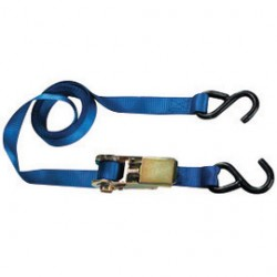 American Lock - 3156DAT - American Lock Blue 1 X 14' Ratchet Tie Down, ( Each )