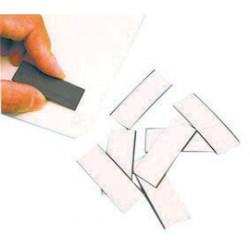 Accuform Signs - HFN132 - Accuform Signs 3/4' X 2' Sign Fastener, ( Package )