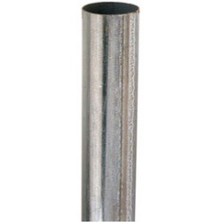 Accuform Signs - HSP118 - Accuform Signs 2 3/8 OD X 8' L X 0.64 Thick Tubular Pipe Post, ( Each )