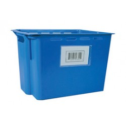 Accuform Signs - LMC135 - Accuform Signs 3 X 5 Sleeve Holder Card Label (50 Per Pack), ( Package )