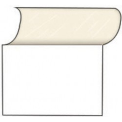 Accuform Signs - LZS155 - Accuform Signs 3 1/2 X 5 Clear Polyester Overlaminate, ( Each )