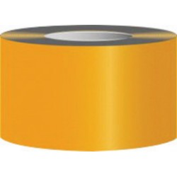 Accuform Signs - PTM633OR - Accuform Signs 3' X 108' Orange 6 mil Self-Adhesive Vinyl Marking Tape, ( Roll )