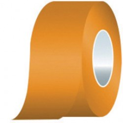 Accuform Signs - PTM633YL - Accuform Signs 3 X 108' Yellow 6 mil Vinyl Marking Tape (Physical Hazards), ( Roll )