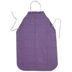 Ansell-Edmont - 105180-CA - Ansell 33 X 44 Blue CPP AC Series 6 mil Vinyl Chemical Protection Apron, ( Case of 72 )