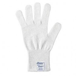 Ansell-Edmont - 103743-CA - Ansell White ThermaKnit Insulator Thermolite Light Weight Cold Weather Gloves With Knit Wrist, ( Case of 144 )