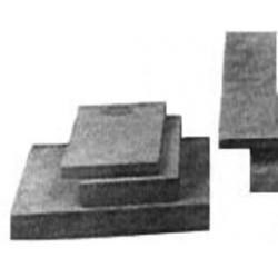 ESAB - 48123012 - Arcair Model 48-123-012 3/4 X 12 X 12 Carbon Plate Backup Material, ( Each )