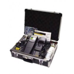 Honeywell - DOCK2-CC1 - BW Technologies by Honeywell MicroDock II Hard Sided Carrying Case With Module Space And 34 Liter Gas Cylinder, ( Each )