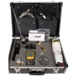 Honeywell - XT-CK-CC - BW Technologies by Honeywell Confined Space Kit Carrying Case With Foam Insert For Use With GasAlertMax XT II Multi-Gas Detector, ( Each )