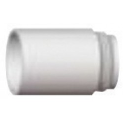 Abicor Binzel - 146.0066-PK - Abicor Binzel .030 - .045 Cylindrical Standard High Temperature Resistant Nozzle Insulator For 280 - 320 Amp Water Cooled ROBO WH 242D MIG Gun, ( Pack of 10 )