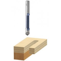 "Bosch - 85246B50 - Bosch 1/2"" X 3 1/2"" Carbide Tipped Pilot Panel Straight Bit With 1/2"" Shank And 1 3/16"" Flute"