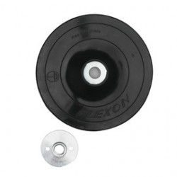 "Bosch - BP700 - Bosch 7 In. Angle Grinder Sanding Backing Pad Assembly BP700 - 7"" Diameter - Circle - Rubber"