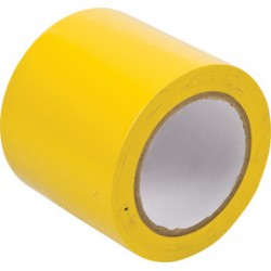 Brady - 102838-EA - Brady 4 X 36 Yd Yellow Vinyl Marking Tape, ( Roll )