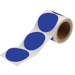 Brady - 104402-EA - Brady 3 1/2 Blue .008 B-514 Polyester ToughStripe Floor Marking Tape, ( Roll )