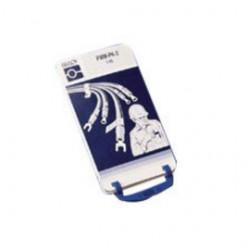 Brady - PWM-PK-6 - Brady 3 4/5 X 7/10 X 5.85 Black Porta-Pack Vinyl Wire Marker T1, ( Package )