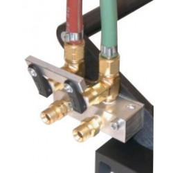Bug-O Systems - MDS-3025 - Bug O Systems Quick Action Manifold With (2) Hose (For Use With MDS, HI-FLEX And Oxy-Fuel Cutting Kit), ( Each )