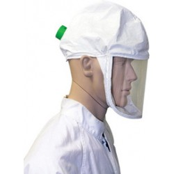 Bullard - 20LF2S - Bullard Small Narrow Facepiece For DuPont CC20 Series Respirator, ( Each )
