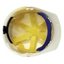 Bullard - ESRTSL-CA - Bullard Yellow Nylon/Plastic Flex-Gear/Sure-Lock 6 Point Ratchet Suspension, ( Case of 20 )
