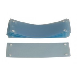 """Bullard - MB1 - Bullard .230"""" PETG Outer Lens For Bullard MB30 Series Supplied Air Respirator (10 Per Pack), ( Package )"""