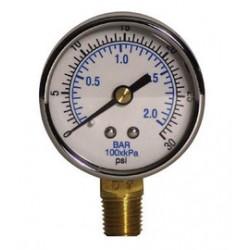 Bullard - S19683 - Bullard Free-Air Pressure Gauge, ( Each )