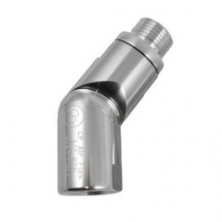 Chicago Pneumatic - 6158047510 - Chicago Pneumatic 1/2 NPT Male Steel Air Flex Connector (For Use With CP061X, CP69XX And CP89X Impact Wrench), ( Each )
