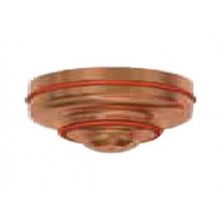 Hypertherm - C107-122 - Centricut Model C107-122 50 Amp Cool Flow Nozzle For ProLine 2150/2200/2260/ FineLine 150/200/260 Plasma Torch, ( Each )