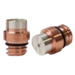 Hypertherm - C122-1000 - Centricut Model C122-1000 100 - 450 Amps Oxygen SilverLine Electrode For ESAB PT-36 And XR Plasma Torches, ( Each )