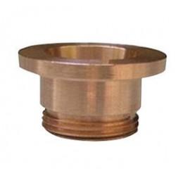 Hypertherm - MZ335-1110 - Centricut 24 mm X 12.8 mm Copper Bracket For Mazak CO2 Laser Torches, ( Each )