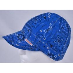 Comeaux Caps - 118-1000-6-1/2-EA - Comeaux Caps 6 1/2 Assorted Colors 1000 Series Cotton Welder's Cap, ( Each )