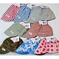 Comeaux Caps - 118-22712 - Comeaux Caps 7 1/2 Assorted Colors 2100 Series Cotton Welder's Cap, ( Each )