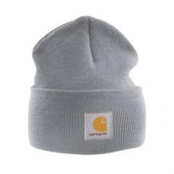 Carhartt - 35481199936 - Carhartt Heather Gray 100% Acrylic Rib-Knit Fabric Watch Hat, ( Each )