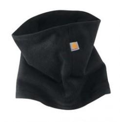 Carhartt - 35481418341 - Carhartt Black 92% Polyester 8% Spandex Fleece Neck Gaiter, ( Each )