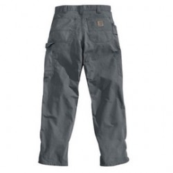 "Carhartt - 35481229800 - Carhartt Size 44"" X 30"" FaTIGue 7.5 Ounce Canvas Straight Leg Dungaree With Zipper Front Closure, Left-leg hammer loop And, ( Each )"