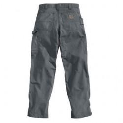 "Carhartt - 35481369223 - Carhartt Size 44"" X 34"" FaTIGue 7.5 Ounce Canvas Straight Leg Dungaree With Zipper Front Closure, Left-leg hammer loop And, ( Each )"