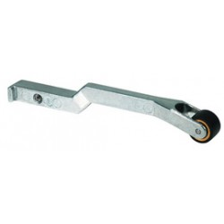 """Dynabrade - 11360 - Dynabrade 5/8"""" X 3/8"""" Rubber Contact Arm Assembly (For Use With Dynafile II 1/2"""" X 18"""" Abrasive Belt), ( Each )"""