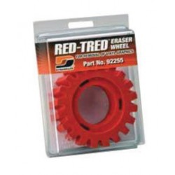 """Dynabrade - 92255 - Dynabrade 4"""" X 1 1/4"""" Eraser Wheel (For Use With 18258 Air Tool), ( Each )"""
