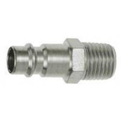 "Dynabrade - 98263 - Dynabrade 3/8"" NPT Male Plug (For Use With 52631, 52634 And 52635 Sander), ( Each )"