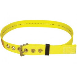 "3M - 1000164 - 3M DBI-SALA Large Basic 1 3/4"" Polyester Web Body Belt With Tongue Buckle And Floating D-Ring, ( Each )"