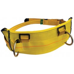 Capital Safety - 1000543 - DBI/SALA Medium 16 1/2 Delta Polyester And Nylon Derrick Belt With Pass-Thru And Tongue Buckle And Positioning Rings (For Use With 1105828 and 1105832 Derrick Harness)