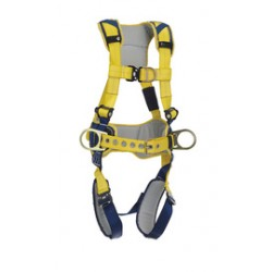 Capital Safety - 1100518 - DBI/SALA Medium Delta Full-Body Harness With Back, Front And Side D-Rings, Padded Belt And Quick Connect Buckle Leg And Chest Straps, ( Each )