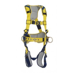 3M - 1100787 - 3M DBI-SALA Large Delta Full-Body Harness With Back And Side D-Rings, Padded Belt And Quick Connect Buckle Leg And Chest Straps, ( Each )