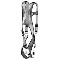 """3M - 1101885 - 3M DBI-SALA Large ExoFit Full Body Style Harness With (3) Vertical D-Ring With 18"""" Extension And Tongue Buckle, ( Each )"""