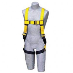 Capital Safety - 1103513 - DBI/SALA Universal Delta No-Tangle Construction/Vest Style Harness With Back D-Ring, Quick Connect Chest And Pass-Thru Leg Strap Buckle And Comfort Padding, ( Each )
