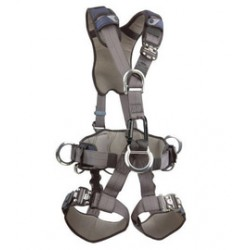 3M - 1108613 - 3M DBI-SALA Medium ExoFit Full Body Style Harness With Back, Front And Side D-Ring And Coated Hardware, ( Each )