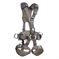 3M - 1109776 - 3M DBI-SALA Large ExoFit Full Body Style Harness With Back, Front And Shoulder D-Ring, ( Each )